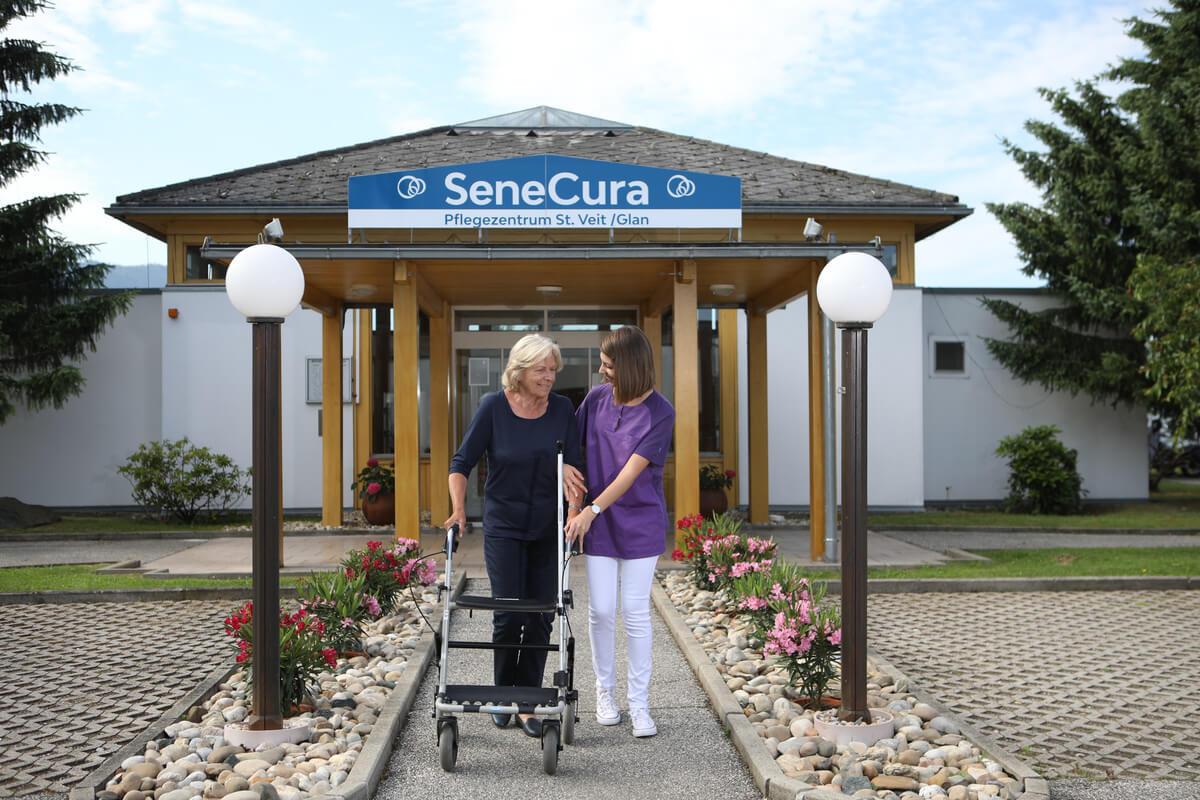Pflegezentrum St. Veit